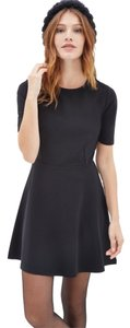 Forever 21 short dress Black Fit And Flare Lbd on Tradesy