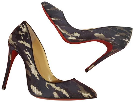 christian louboutin camouflage pigalle