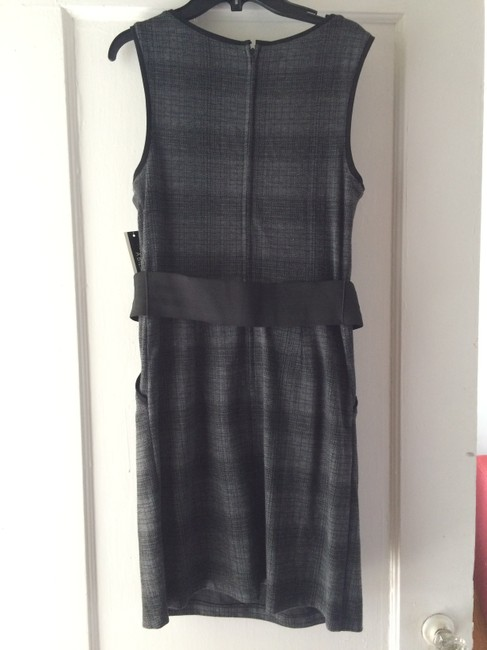 A. Byer Checkered Stretchy Dress Image 2