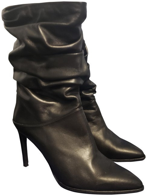 Item - Black Boots/Booties Size EU 38 (Approx. US 8) Regular (M, B)