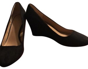 A New Day black Wedges