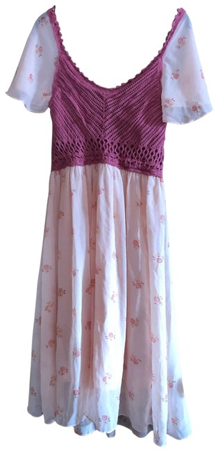 Item - Pink Mid-length Casual Maxi Dress Size 8 (M)
