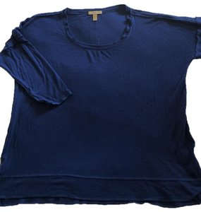 Bordeaux T Shirt Blue