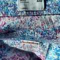 Hudson Pink/Blue/White Coated Fun Skinny Jeans Size 28 (4, S) Hudson Pink/Blue/White Coated Fun Skinny Jeans Size 28 (4, S) Image 3