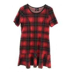 New Directions short dress Red Black on Tradesy