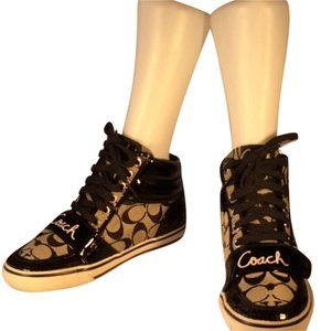 Coach Blk/Ivory Athletic