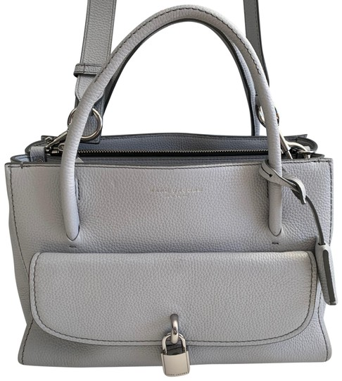 Preload https://img-static.tradesy.com/item/26635584/marc-jacobs-lock-that-gray-pebbled-leather-tote-0-3-540-540.jpg