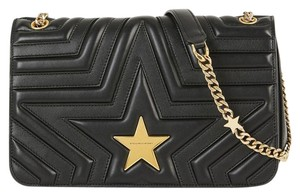 Stella McCartney Should Flap Medium Cross Body Bag