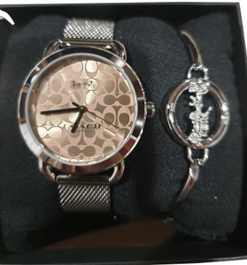 coach Coach LEX WATCH AND BANGLE GIFT SET- W1608