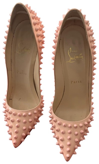 Item - Pink Patent Pigalle Pumps Size EU 36.5 (Approx. US 6.5) Narrow (Aa, N)