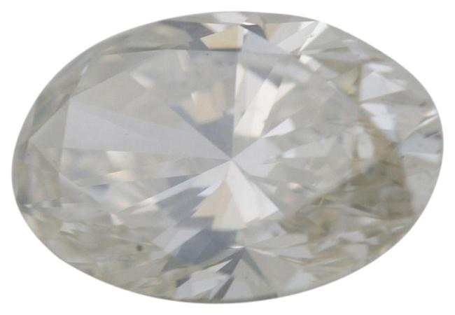 Item - Yellow Oval Loose Diamond 1.4 Ct Natural Si1 Clarity Aig C35000010