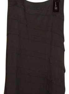 INC International Concepts Plus Size Maxi Maxi Skirt Brown