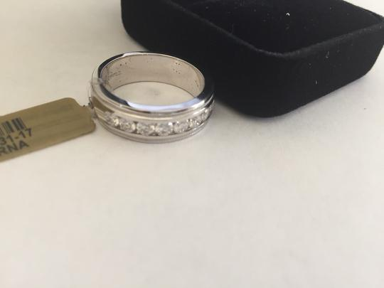 Other 1 Carat Diamond And 18w Channel Band Ring Image 3