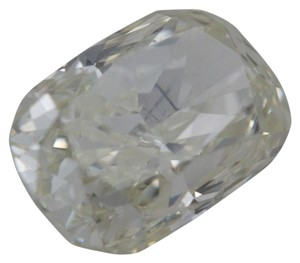 Cära Couture Jewelry Cushion Loose Diamond 0.9 Ct Natural Yellow Vs2 Clarity AIG C35000035