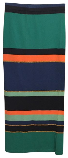 Item - Teal Skirt Size 4 (S, 27)