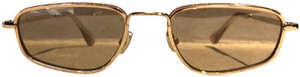 Jimmy Choo New Jimmy Choo Gal Sunglasses - Gold Glitter Pink Frame