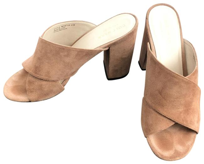 Item - Blush Gabby Mules/Slides Size US 6.5 Regular (M, B)