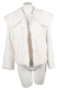 Alice + Olivia + + Jacket Faux Fur Fur Coat