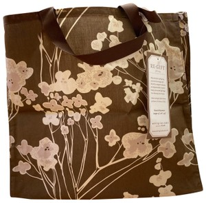 re:named Tote in brown
