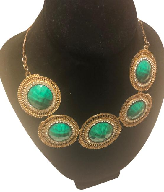 Item - Green 123 Necklace