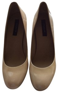 Ann Taylor Warm Biscotti Pumps