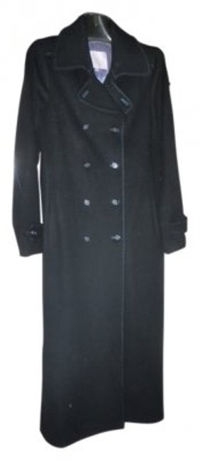 Preload https://item3.tradesy.com/images/rebecca-taylor-black-long-trench-coat-size-10-m-26642-0-0.jpg?width=400&height=650