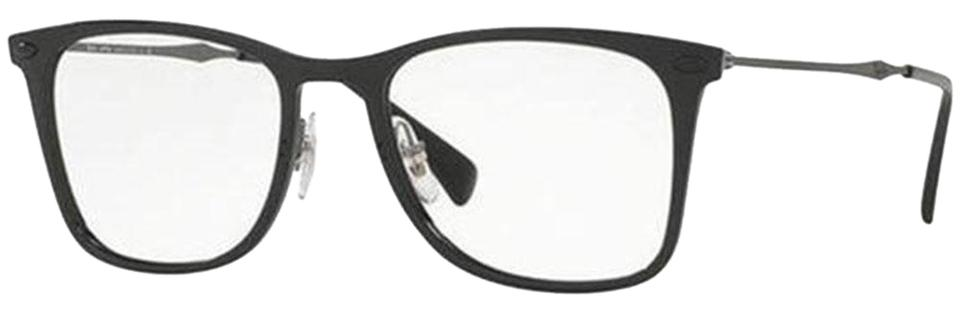 ray ban black frame eyeglasses