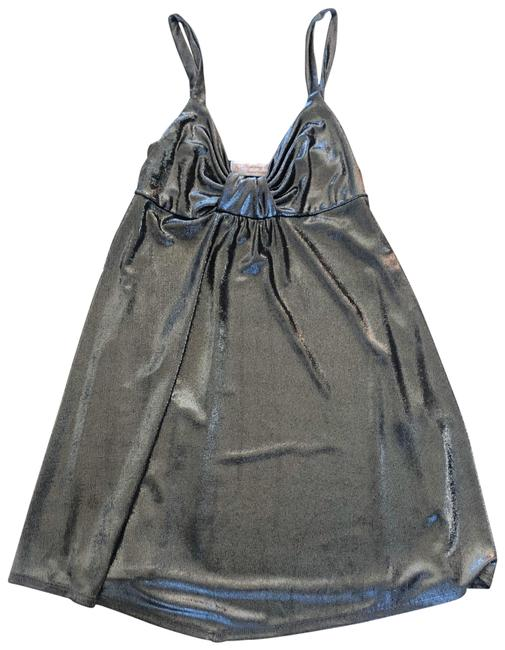 Item - Silver Nwot M Mid-length Night Out Dress Size 8 (M)