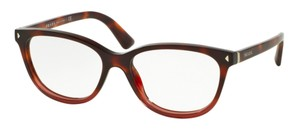 Prada New Optical Eyeglasses VPR 14R 1AB - Free 3 Day Shipping Made In Italy