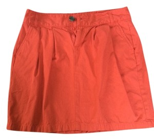 Gap Skirt Orange