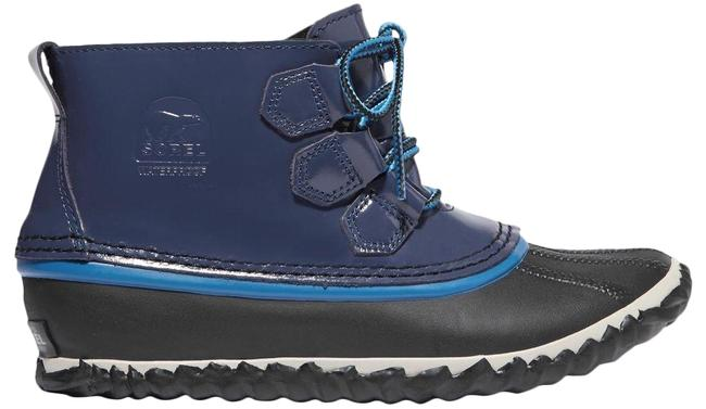 Item - Navy Out N About Plus Boots/Booties Size US 5.5 Regular (M, B)