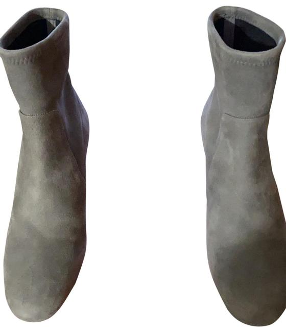 Item - Grey Suede Catania Boots/Booties Size US 6.5 Wide (C, D)