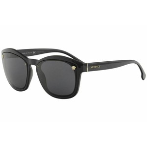 Versace Grey Lens VE4350-GB187-57 Square Women's