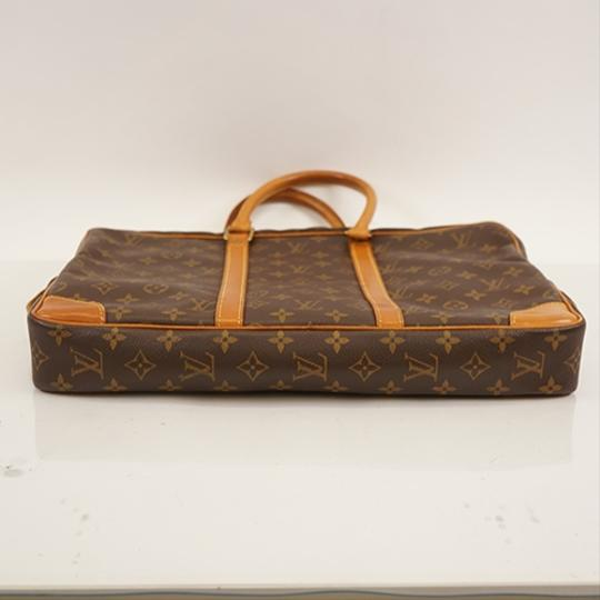 Louis Vuitton Brown Messenger Bag Image 2