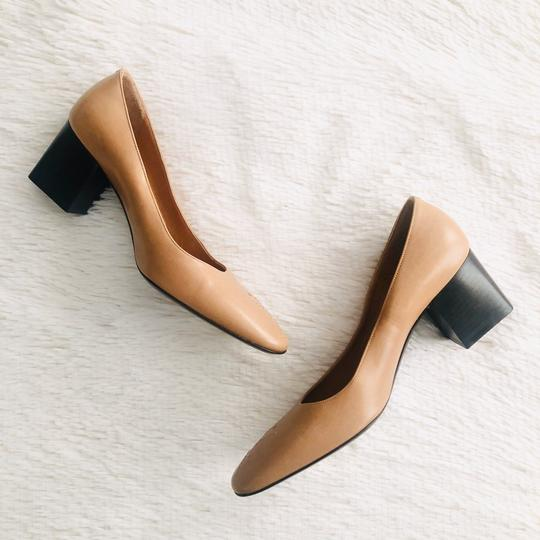 Bally Tan Pumps Image 1