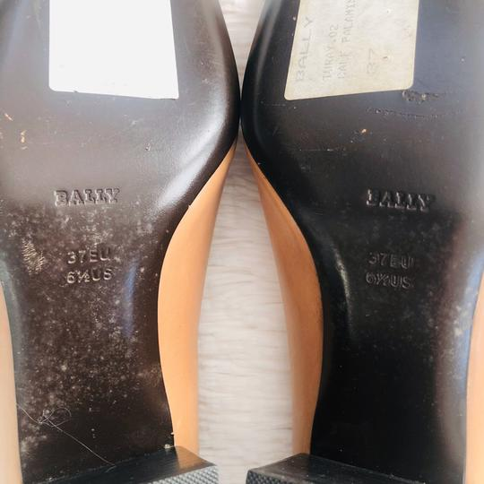 Bally Tan Pumps Image 7