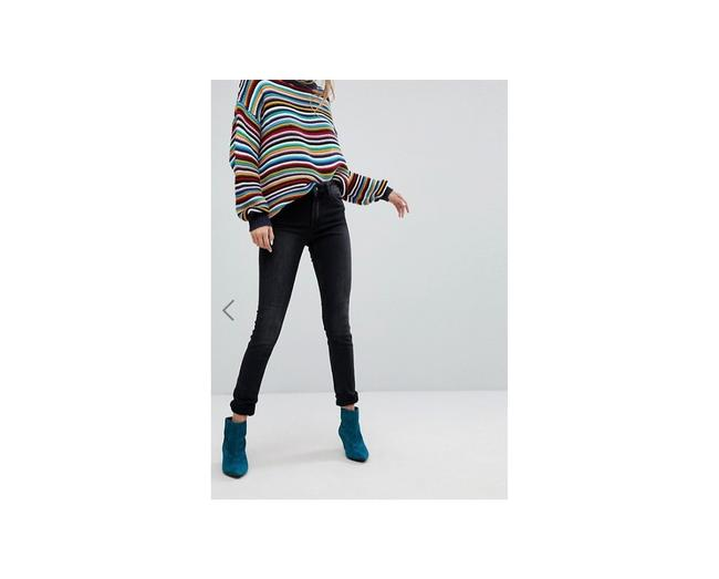 ASOS Skinny Jeans-Coated Image 0