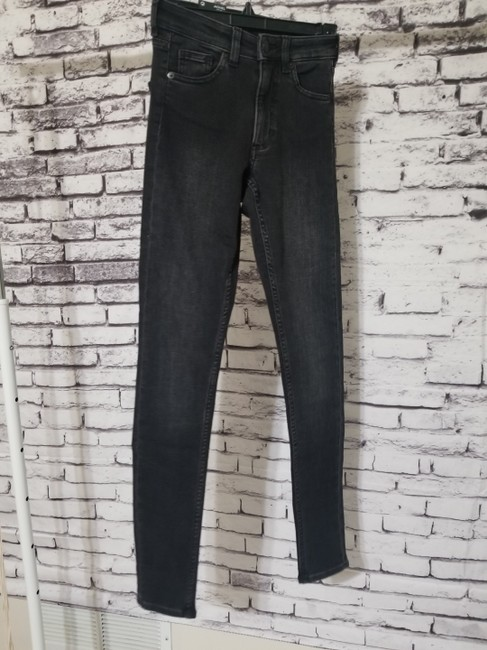 ASOS Skinny Jeans-Coated Image 2