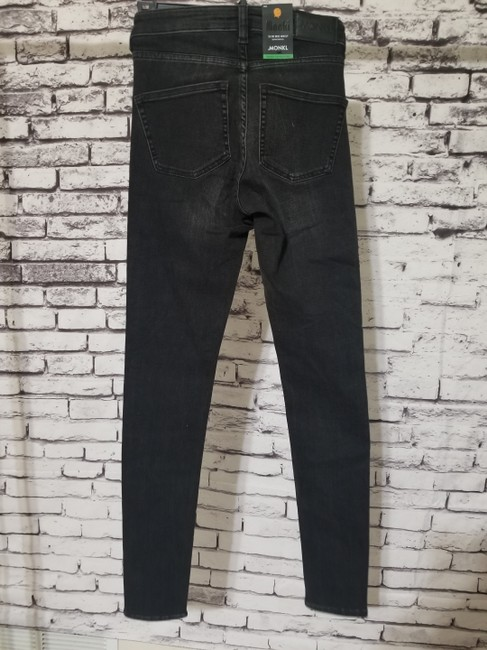 ASOS Skinny Jeans-Coated Image 3