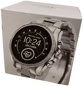 Michael Kors Michael Kors Access Bradshaw 2 Smartwatch, Silver Brand New in Box - item med img