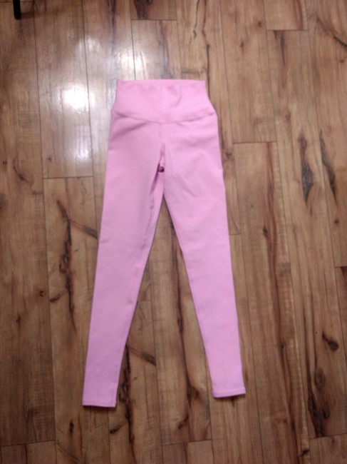 Alo Yoga Workout High Waisted Athletic Stretch Pants Leggings Sport Image 3