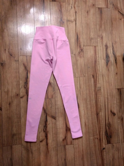 Alo Yoga Workout High Waisted Athletic Stretch Pants Leggings Sport Image 5