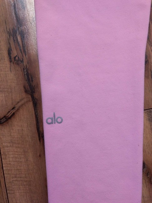 Alo Yoga Workout High Waisted Athletic Stretch Pants Leggings Sport Image 6