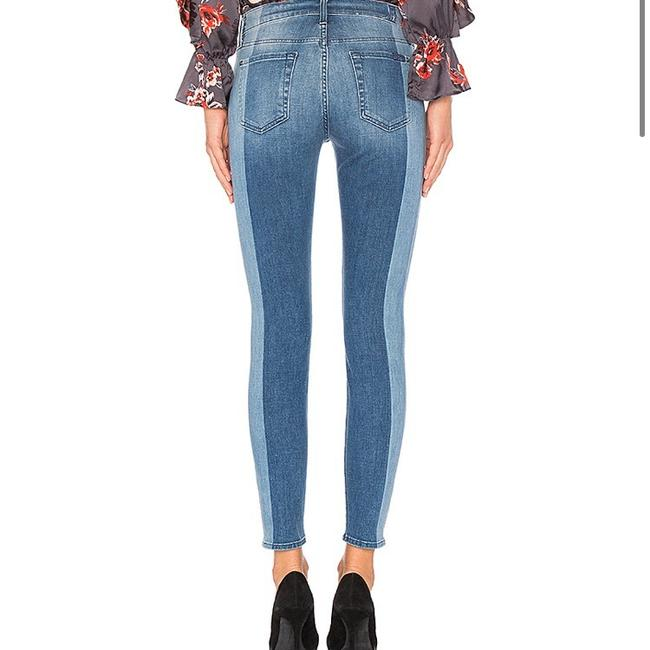 7 For All Mankind Skinny Jeans-Light Wash Image 2