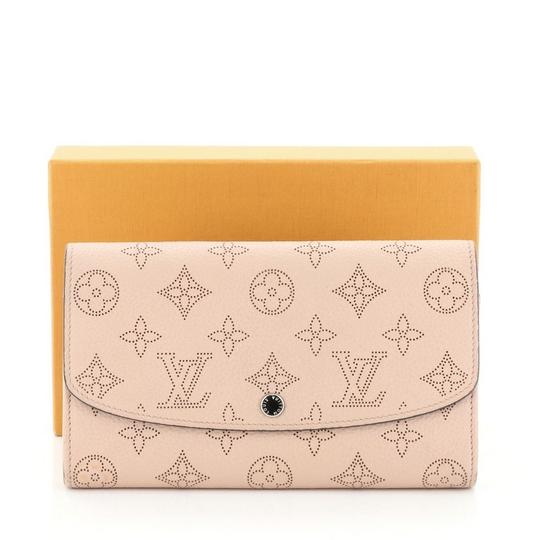 Louis Vuitton Wallet Leather Wristlet in pink Image 1