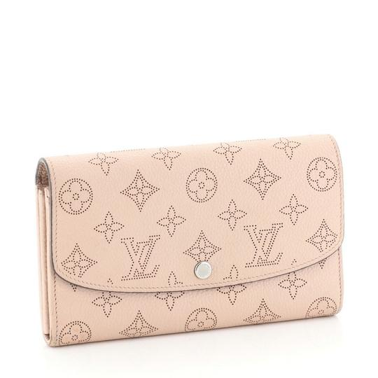 Louis Vuitton Wallet Leather Wristlet in pink Image 2