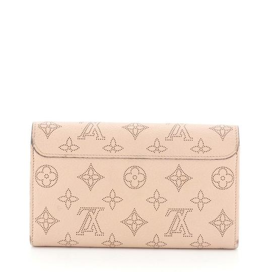 Louis Vuitton Wallet Leather Wristlet in pink Image 3