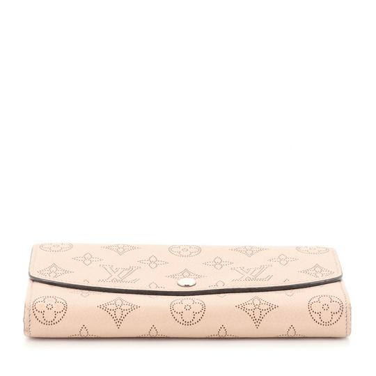 Louis Vuitton Wallet Leather Wristlet in pink Image 4