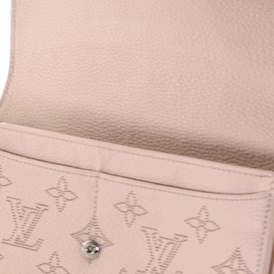 Louis Vuitton Wallet Leather Wristlet in pink Image 6
