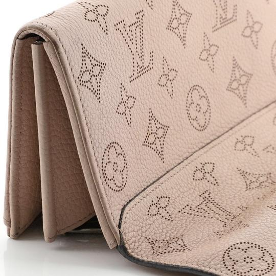 Louis Vuitton Wallet Leather Wristlet in pink Image 7